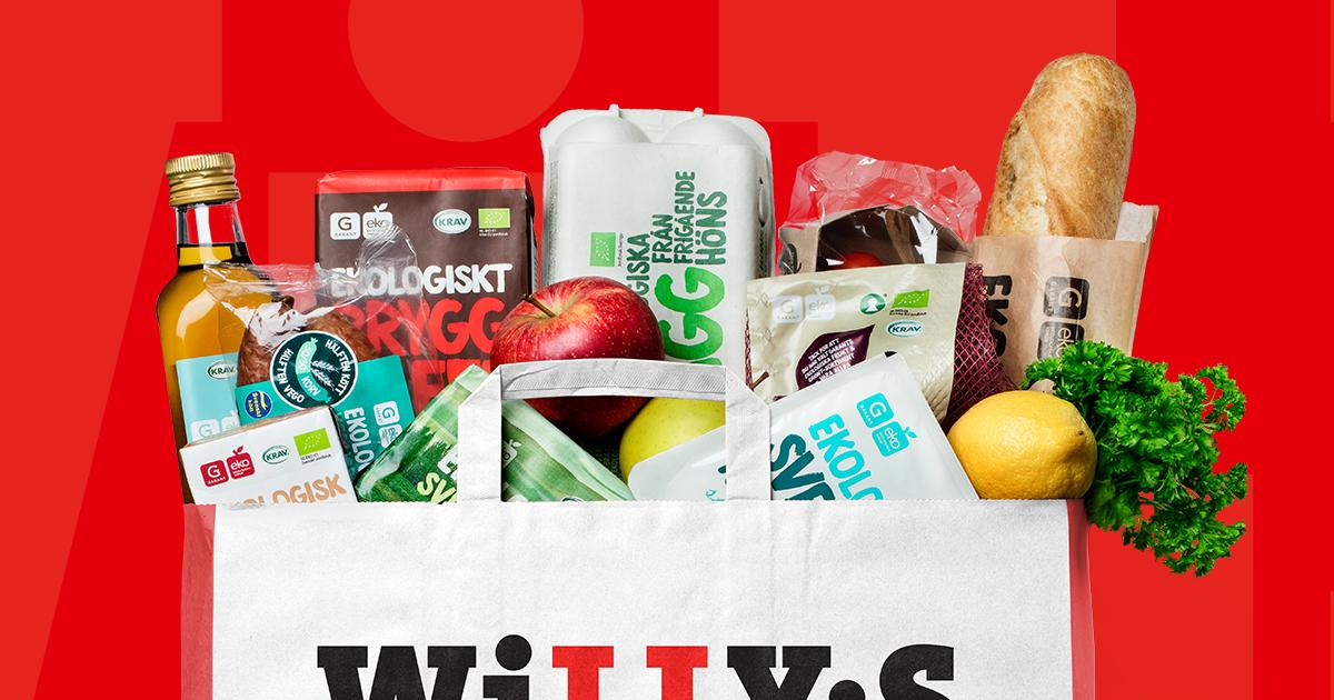 Handla bra mat billigt online | Willys